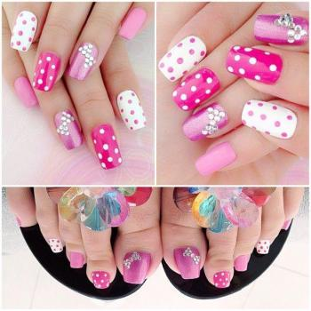 Pedicure & Manicure at Melvin's Shahnaz Herbal Beauty Care in Perumbavoor