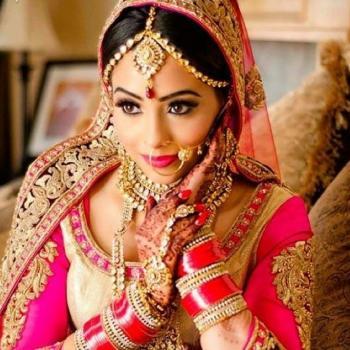 Bridal Make Up at CHAMAYAM BEAUTY PARLOUR in Muvattupuzha