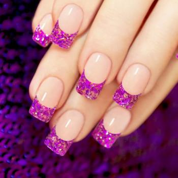 Manicure at PONNUS BEAUTY PARLOUR in Perumbavoor