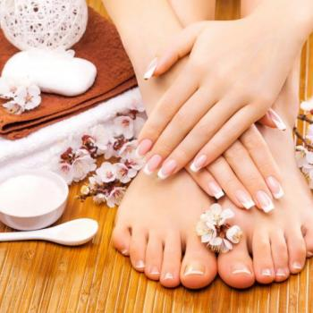 Pedicure & Manicure at Jijas Beauty Parlour in Kothamangalam
