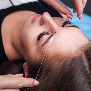 Threading at Jijas Beauty Parlour in Kothamangalam