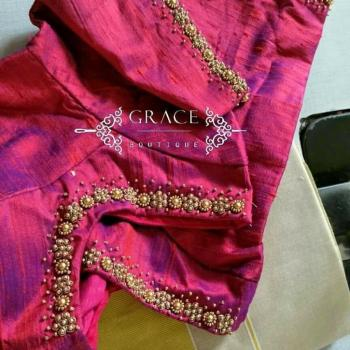 Ladies Blouse Stitching Services at GRACE BOUTIQUE in Angamaly