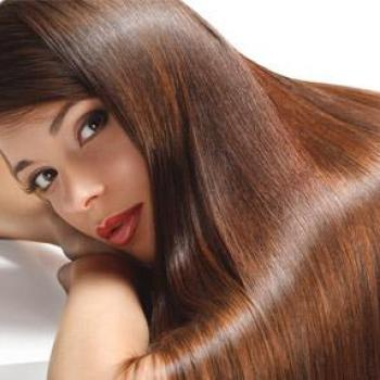 Hair Straightening & Smoothing at Lotus Beauty Clinic in Changanassery