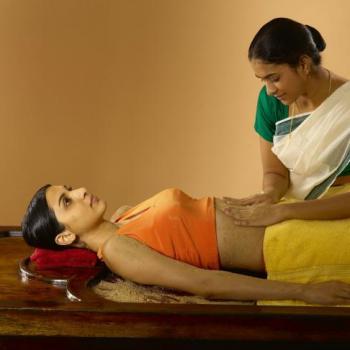 massage(Abhyangam) at Charaka Ayurvedic in Adimali