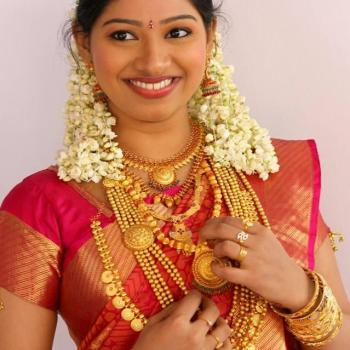 Bridal Make up at Eva Beauty Clinic & Spa World in Angamaly