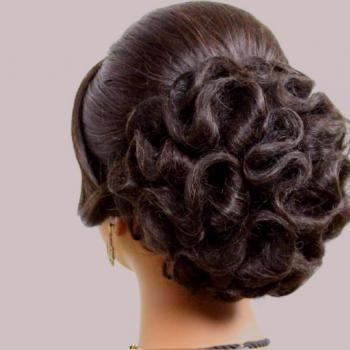 Hair Styling at La Bella Beauty Parlour in Piravom