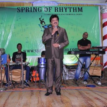 Orchestra Organizer at SPRING OF RHYTHM in Mumbai
