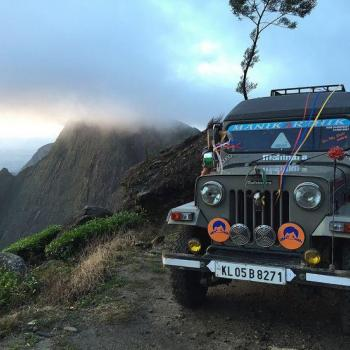 Open Jeep safari at Munnar Rest And Lodging in Idukki