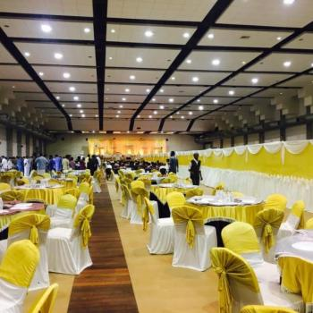 Hall Decoration at Ring n Roses Events in Kothamangalam