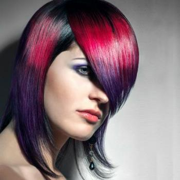Hair coloring at Studio M Hair And Beauty in Thalassery
