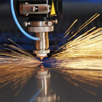 Laser Cutting at City Advertisers in Thodupuzha