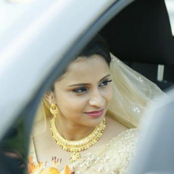 Bridal Makeup at Enrich Family Beauty Salon in Cheruthoni