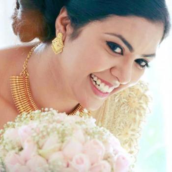 Bridal Makeup at Daffodils Beauty Parlour in Kothamangalam