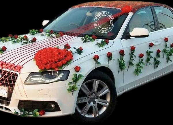 Car Decoration at Grand Decoration & Events in Kalady