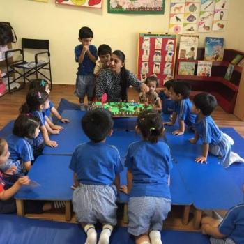 Great Facilities at Gurukula Montessori International School in Perumbavoor