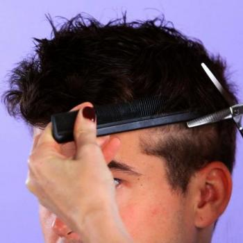 Hair Cutting at Brut  Gents Beauty Parlour in Perumbavoor