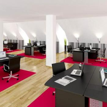 Office Interior at Good Look in Angamaly