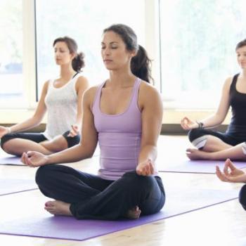 Yoga at Chitralaya in Perumbavoor