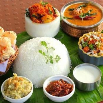 Hygienic Food at Annas Ladies Hostel in Kothamangalam