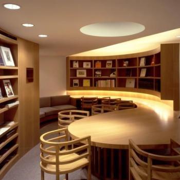 Reading Room at Annas Ladies Hostel in Kothamangalam