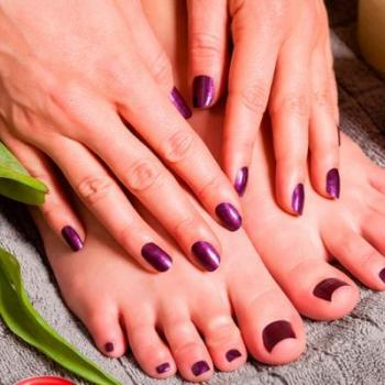 Pedicure&Manicure at Bridal Beauty in Thrippunithura