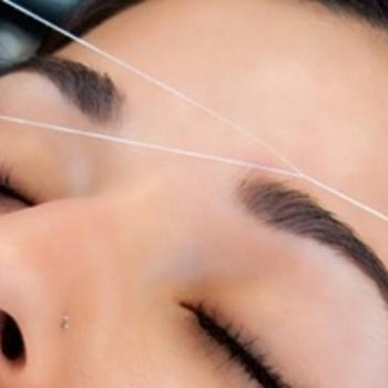 Threading at Bridal Beauty in Thrippunithura
