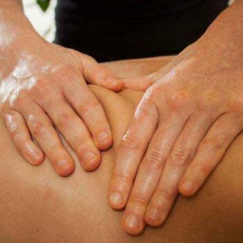 BACK MASSAGE at Diya Health Spa in Thane