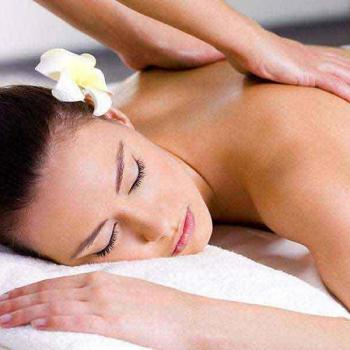 Swedish massage at Diya Health Spa in Thane