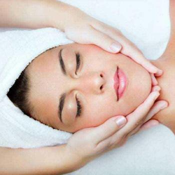 White Radiance at Diya Health Spa in Thane