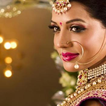 Bridal Makeup at Live n Beauty Parlour in Kalamassery