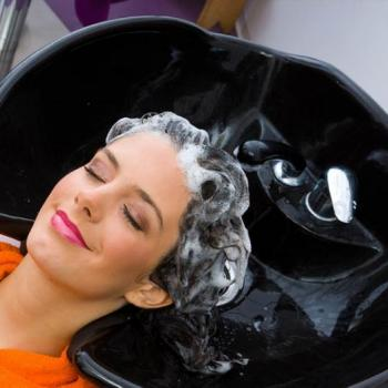 Hair Spa at Live n Beauty Parlour in Kalamassery