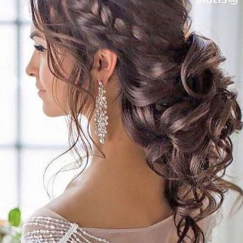 Hair style at Live n Beauty Parlour in Kalamassery