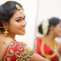 Bridal Works & Free Trailing at Eclipz Family Saloon in Thrippunithura