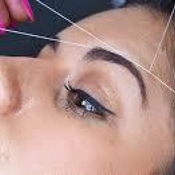 Threading at Eclipz Family Saloon in Thrippunithura