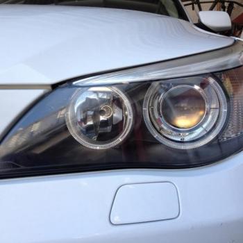 Headlight Restoration at Highway Speed Car Wash in Kalamassery
