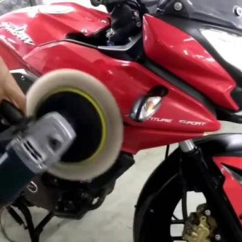 Teflon Coating Car & Bike at Highway Speed Car Wash in Kalamassery
