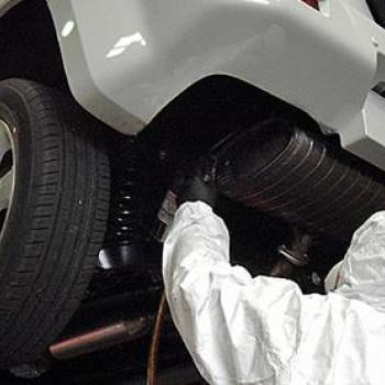 Under Chassis Coating at Highway Speed Car Wash in Kalamassery