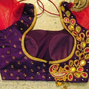 All Types of Blouse at Maria Fashion Designer - Ladies & Kids Tailoring Centre in Thrippunithura