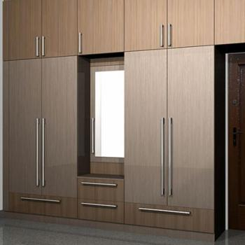 Bedroom Interior at Good Look in Angamaly