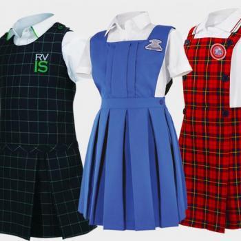Uniform at Maria Fashion Designer - Ladies & Kids Tailoring Centre in Thrippunithura