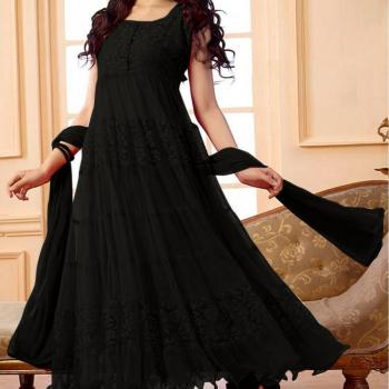 Anarkali Suits at Teens Beauty Parlour & Tailoring in Kidangoor