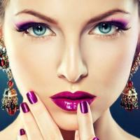 Modeling Makeup at Instyle Beauty Care & Spa in Angamaly