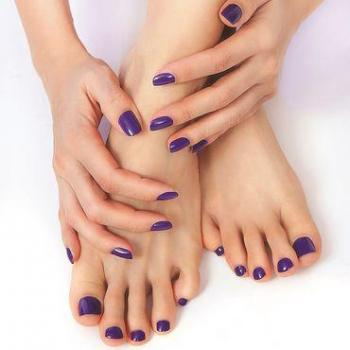 Pedicure & Manicure at Teens Beauty Parlour & Tailoring in Kidangoor