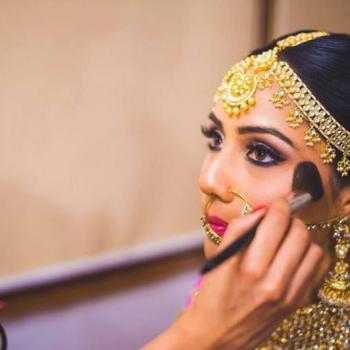 Makeup Artist at Nalanda Dance Collection in Perumbavoor