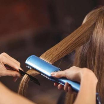 Hair Straightening at Diyona Beauty Care in Aluva