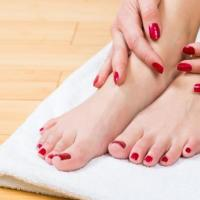 Pedicure & Manicure at Belle Beauty Care in Aluva