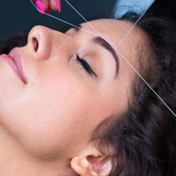 Threading at Sikba Beauty Parlour &Tailoring in Perumbavoor