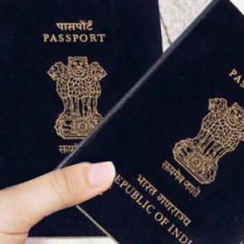 Passport & Pancard at Arab International Tours & Travels in Kalamassery