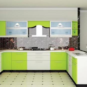 Modular Kitchen at Artwill Modular Kitchen & Interiors in Muvattupuzha