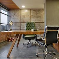 Office Interiors at Artwill Modular Kitchen & Interiors in Muvattupuzha